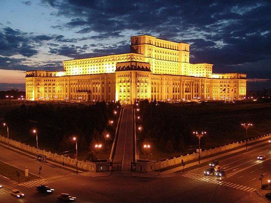 Najveće zgrade na svetu Bukurest
